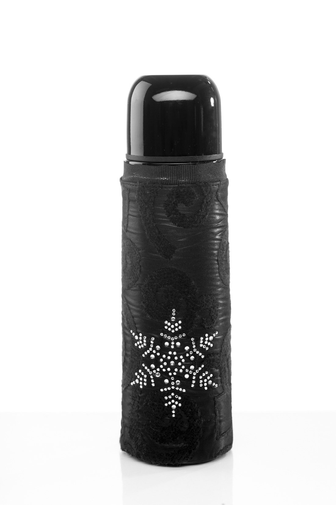 "Thermosflasche ""hot black"""