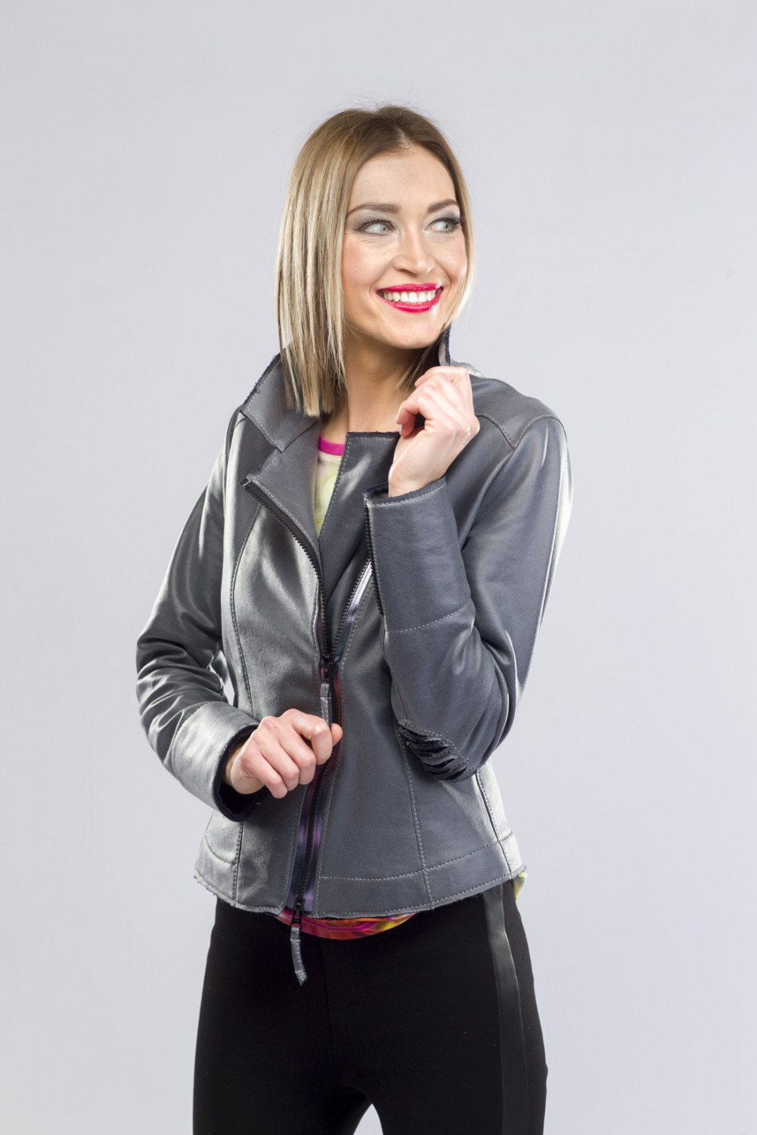 "Jacket ""holi rocks"""