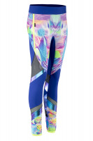 "Leggings ""tropical sport"" Lady"
