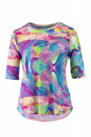 "T - Shirt mit 1/2 Arm ""tropical heaven"" Lady"