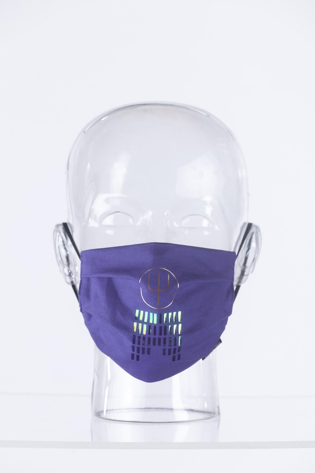 """Facemask """"aufgebobst"""""""