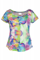 "T - shirt ""tropical heaven"" Lady"