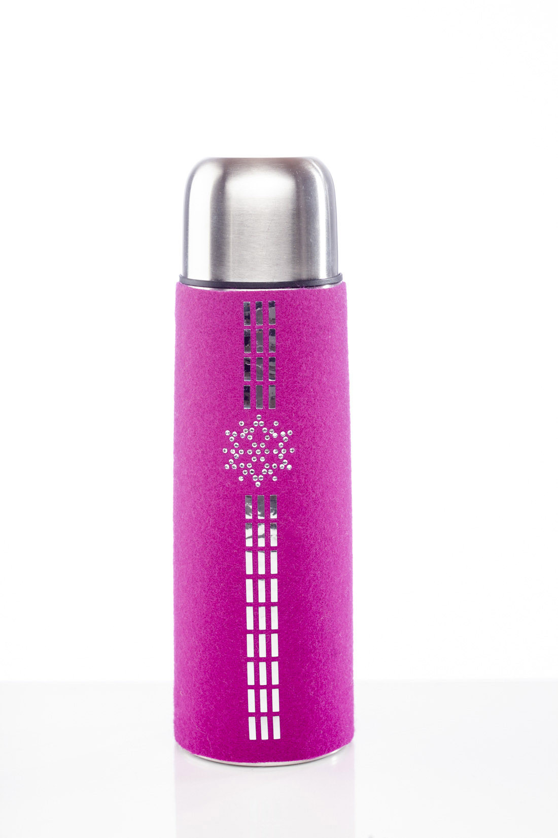 """Thermosflasche """"hot pink"""""""